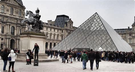 Louvre Museum Paris — Frankreichinfode
