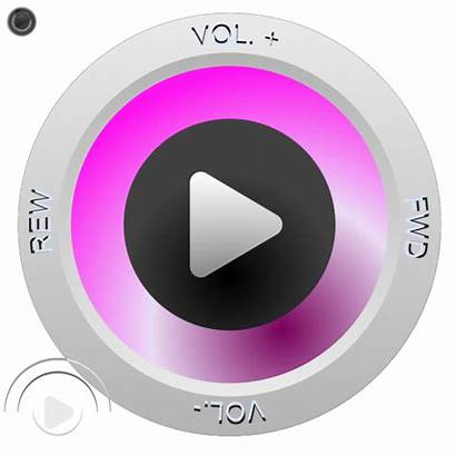 Volume Control Play Fwd Buttons Svg Rwd
