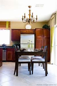 pictures of kitchens traditional dark wood cherry With kitchen colors with white cabinets with remove sticker residue from clothes