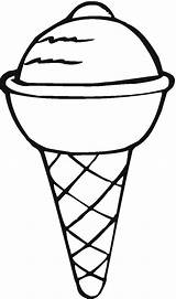 Coloring Pages Ice Cream Printable Desserts Dessert Food Print Dibujos Colorear Para Coloringbookfun Orden Printables Updated Helados Picasa Library Clipart sketch template