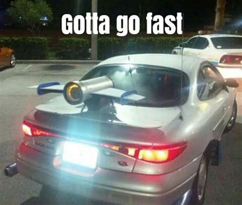 Gotta Go Fast Meme - memedroid images tagged as car meme page 1