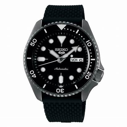 Sports Silicone Automatic Mens Watches