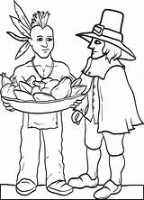 Coloring Pilgrim Indian Pilgrims Pages Thanksgiving Printable Indians Native Sheets Preschool Bestcoloringpagesforkids Activity Americans Stories Printables Worksheets Draw Category Mpmschoolsupplies sketch template