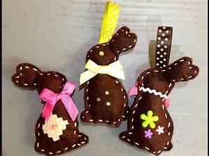 Tuto Bricolage Bois : tuto lapins de p ques youtube ~ Melissatoandfro.com Idées de Décoration
