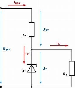 Spannung Berechnen Mechanik : z diode diodenstrom ~ Themetempest.com Abrechnung