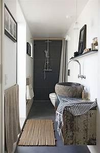 Kleines Badezimmer Einrichten : moderne badezimmer im vintage style kleines badezimmer ~ Michelbontemps.com Haus und Dekorationen