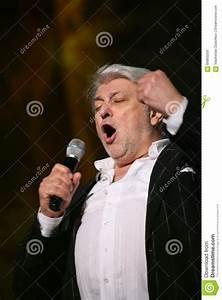 Étoile De La Musique Russe Et Soviétique Idole De Musique