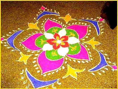 7 easy rangoli designs the it by mj 417   easy rangoli designs2B4 2