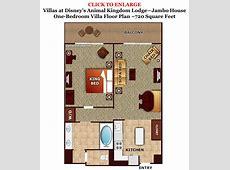 animal kingdom 2 bedroom villa floor plan 28 images