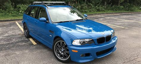 Bmw For Sale by 2003 Bmw E46 M3 Touring For Sale