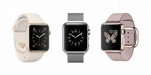 Apple Assumes You U0026 39 Ll Own More Than One Apple Watch