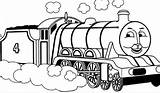 Train Coloring Pages Thomas Clipartmag sketch template