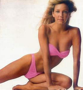 Heather Locklear's Feet