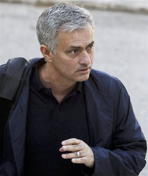 Jose Mourinho In Portugal  Jose Mourinho Spotted In