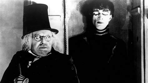 the cabinet of dr caligari the world s horror den of
