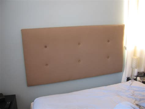 Furniture How To Create A Headboard For A Full Size Bed
