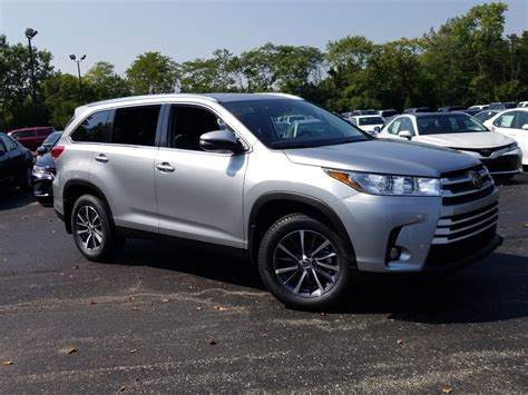 Toyota Highlander Sport by 2019 Toyota Highlander Www Bilderbeste