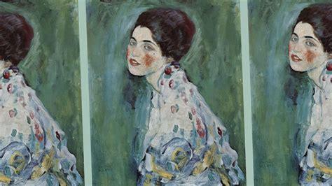 Gustav Klimt's 'Portrait of a Lady' Returned in Italy by ...