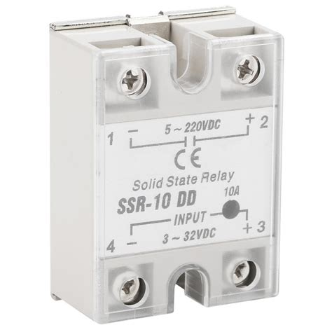 Ssr Vdc Solid State Relay For Industrial