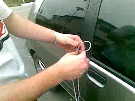 car door wont unlock a method how to unlock your car in 10 seconds