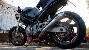 Mivv X-cone Exhaust On Ducati Monster 620  U0026 39 04