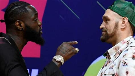 Tyson Fury vs Deontay Wilder III now being targeted for ...