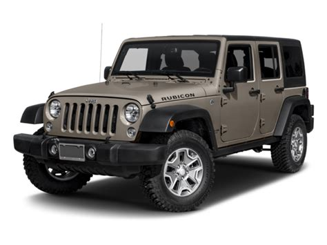 jeep new model 2017 new 2017 jeep wrangler unlimited prices nadaguides