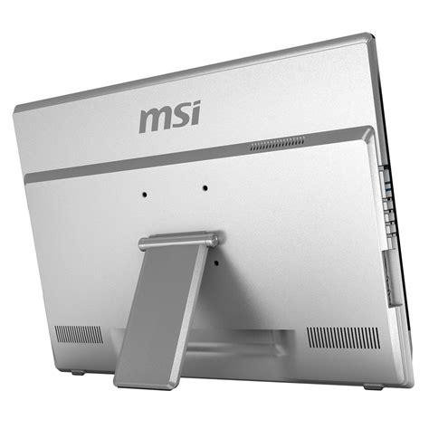 pc de bureau msi msi adora 24 2m 092eu pc de bureau msi sur ldlc com