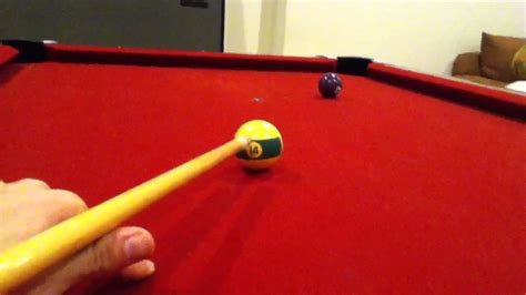How To Put English On A Pool Ball