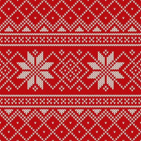 👋 looking for the ugly browser christmas pattern? Christmas sweater pattern Stock Vectors, Royalty Free ...
