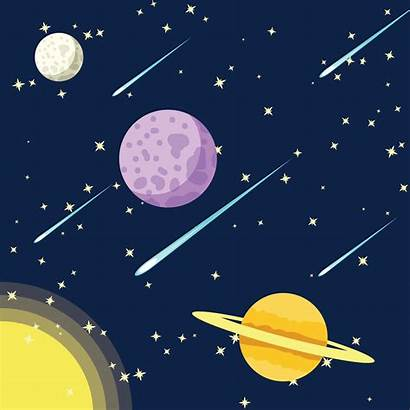 Space Outer Stelle Sfondo Polvere Dust Clipart