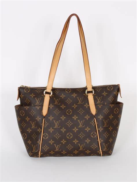 louis vuitton totally pm monogram canvas luxury bags