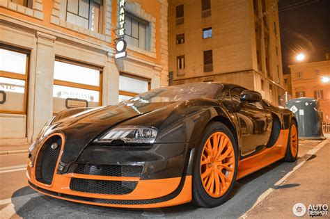 Making the order should be done soon ! Bugatti Veyron 16.4 Super Sport L'Edition Spéciale Record ...