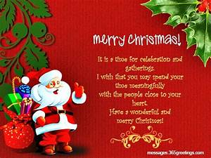 Top 100 Christmas Messages, Wishes And Greetings ...