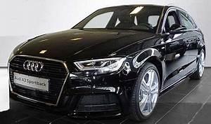 Audi A3 Sportback S Line 2017 : new audi a3 sportback s line in stock 5445 schengen ~ Melissatoandfro.com Idées de Décoration