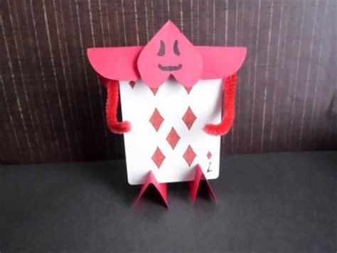 alice  wonderland paper craft ideas lovetoknow