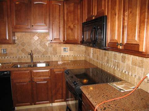 orange tile backsplash  smart kitchen stunning trevertine orange tile backsplash design