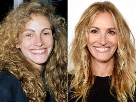 how old is actress julia roberts it s julia roberts s birthday see her changing looks