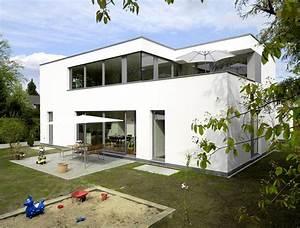 Kleine Häuser Modernisieren : hersteller weber fertighaus im bauhausstil sch ner ~ Michelbontemps.com Haus und Dekorationen