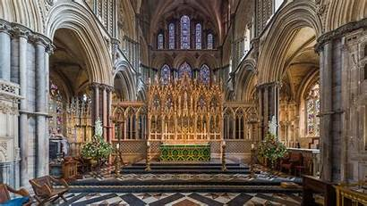 Ely Cathedral Cambridgeshire Altar Inside Diliff Kathedrale