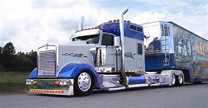 Tricked out semi trucks way cool kenny kenworth for Big truck lettering