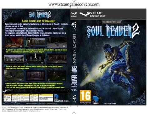 Soul Reaver 2 Box Art
