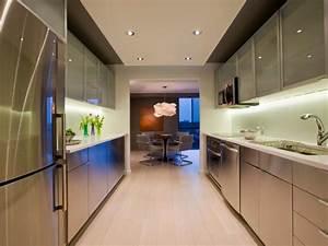 galley kitchen remodel ideas hgtv With design a galley kitchen layout