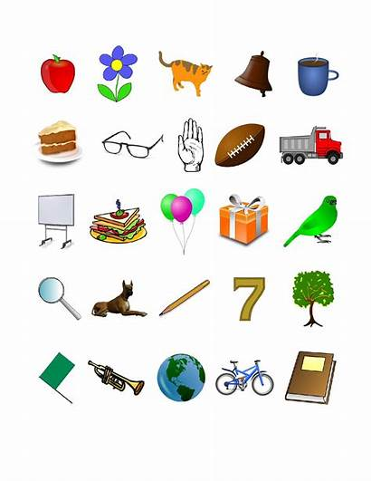 Clipart Memory Test Experiments Objects Term Remember