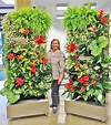 Florafelt Recirc Systems | Plants On Walls florafelt vertical garden systems