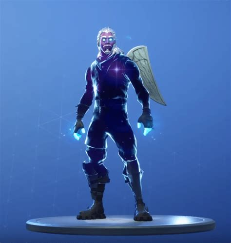 galaxy fortnite outfit skin    latest updates