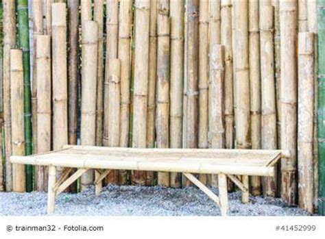 Bambusmöbel Auch Im Garten Einsetzbar? Aber Klar Doch