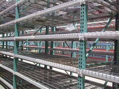 New & Used Steel Shelving, Shelves, Clip, Republic, Enclosed