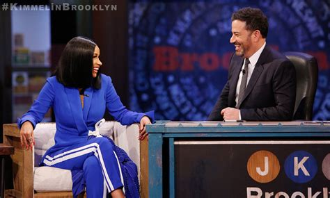 Cardi B Says Giving Birth To Kulture 'broke' Part Of Her