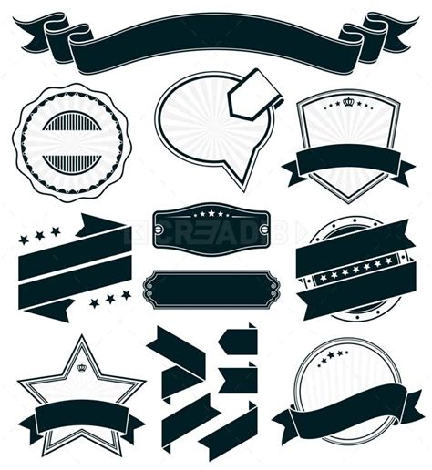 image gallery ribbon template